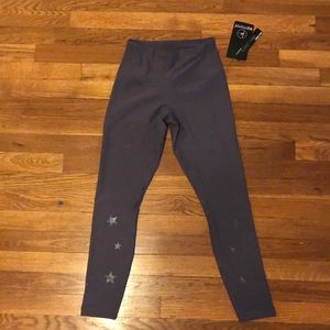 Womens xs Star leggings brand new with tags